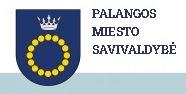 PALANGOS MIESTO SAVIVALDYBĖ  2020 M. LIEPOS 8 D.  PASKELBĖ KONKURSUS