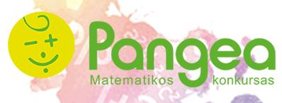 Sveikiname konkurso PANGEA 2021 nugalėtojus
